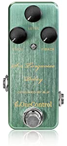 One Control Sea Turquoise Delay