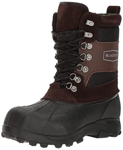 LaCrosse Men's Outpost II 11 Inch Pac Boot, Brown, ...
