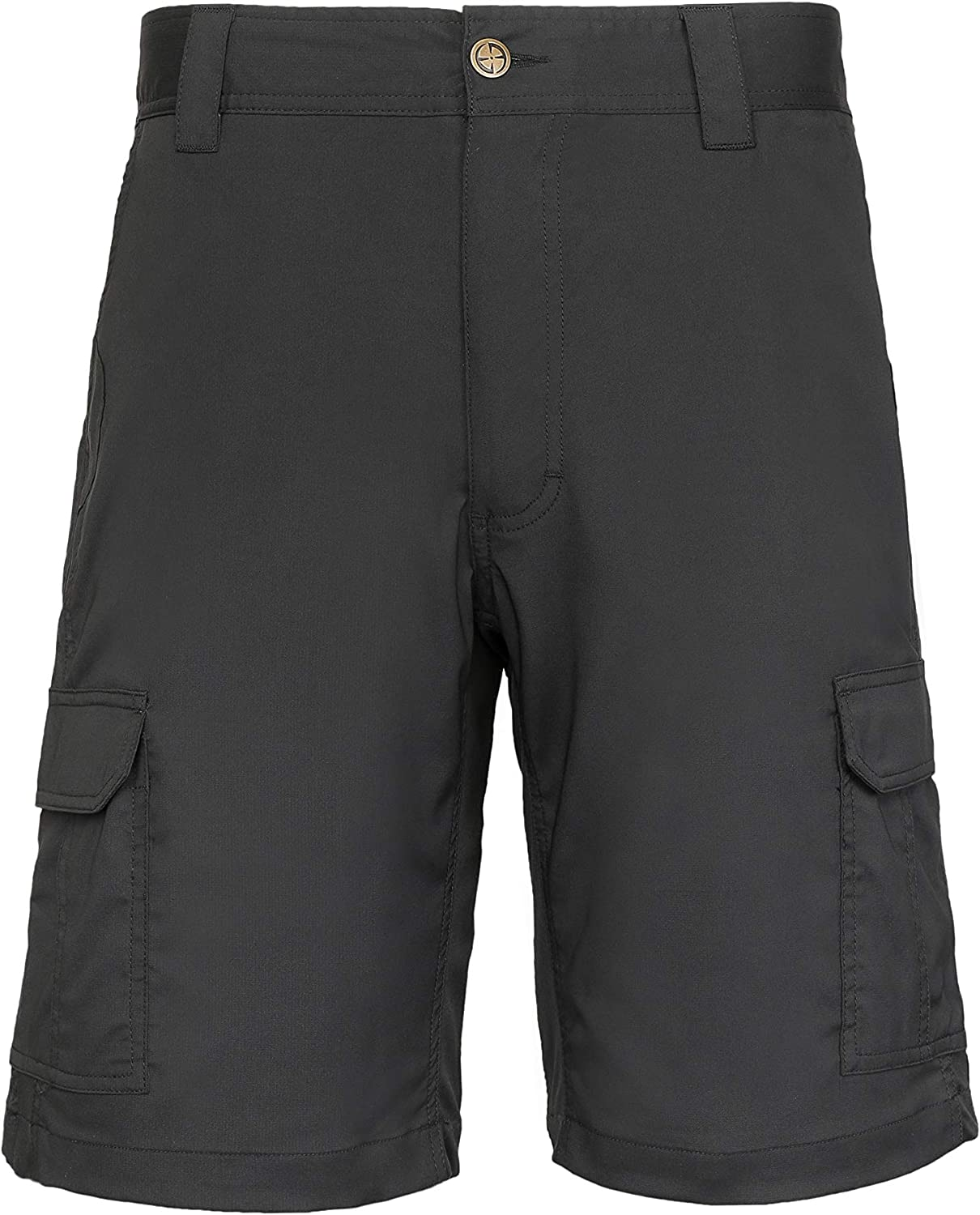LA Police Gear Men's 6 Pocket Vapor EDC Wicking Shorts