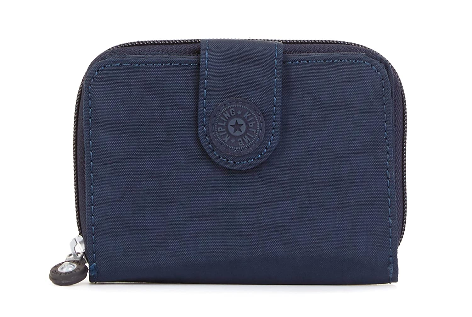 9e23a2a556 Amazon.com: Kipling New Money Deluxe Wallet, Black, One Size: Clothing