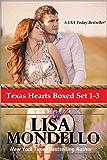 Texas Hearts (Box Set 1-3): a western romance
