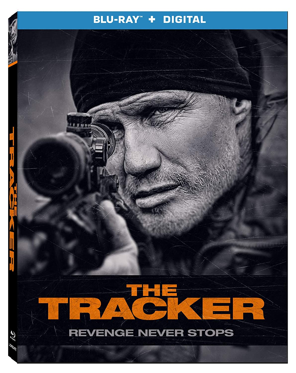 Amazon.com: Tracker, The (2018) [Blu-ray]: Dolph Lundgren ...