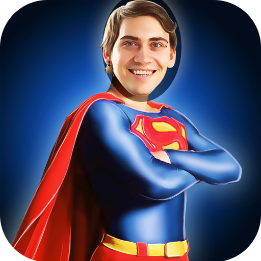 Make Me Superhero Free - Own Photo Booth Make