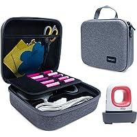 Hard EVA Double Layer Carrying Case for Cricut Easy Press Mini, Shockproof Travel Tote Bag Protection Cricut Mini Heat…
