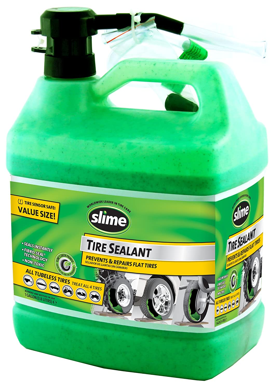 slime tire sealant