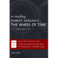 Wheel of Time Reread: Books 1-4 (Wheel of Time Reread Boxset Book 1)