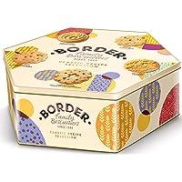 Border Biscuits, Surtido de Galletas Hexagonal Classic Recipe Selection Tin - 400 gr.