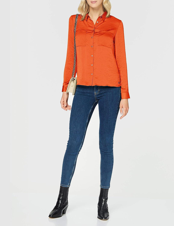Garcia dam blus Spice Orange