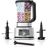 Ninja Foodi SS201 Power Blender & Processor. 3-in-1 Crushing Blender, Dough Mixer, and Food Processor 1400WP smartTORQUE 6 Au
