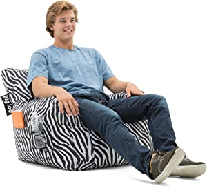 Big Joe 645185 Dorm Bean Bag Chair