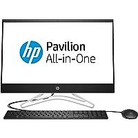 HP All-in-One 24-f0010d, Intel Core i5-8400T Processor; 8 GB DDR4-2400 SDRAM (1 x 8 GB); 1 TB 7200 rpm SATA, Jack black