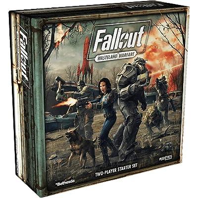 Modiphius Entertainment Fallout: Wasteland Warfare: Toys & Games