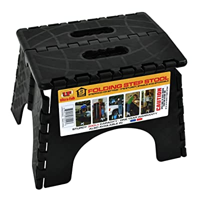 Ultra-Fab Products 56-978002 Step Stool Folding: Automotive