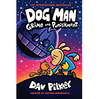 Dog Man: Grime and Punishment: A Graphic Novel (Dog Man #9): From the Creator of Captain Underpants
