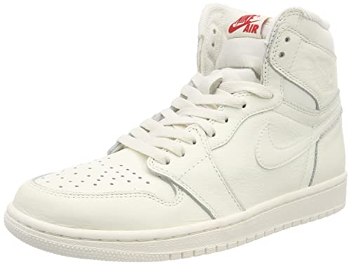Air Jordan 1 Retro High OG 'Sail' - 555088-114 - Size 8 - WTyPxTM