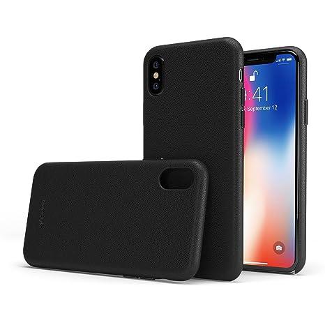 custodia iphone x nera