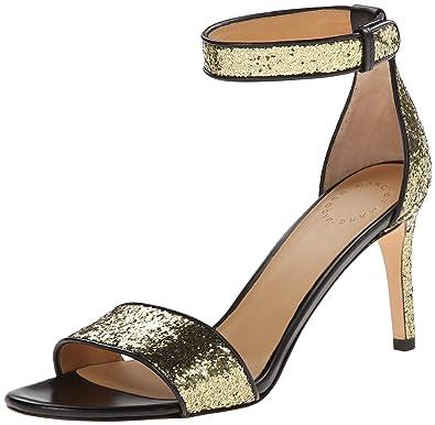 96cbc1bf329d1 Amazon.com: Marc by Marc Jacobs Women's Metallic Ankle Strap Dress ...