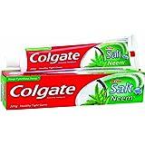 Colgate Toothpaste Active Salt - 200 g (Salt and Neem)