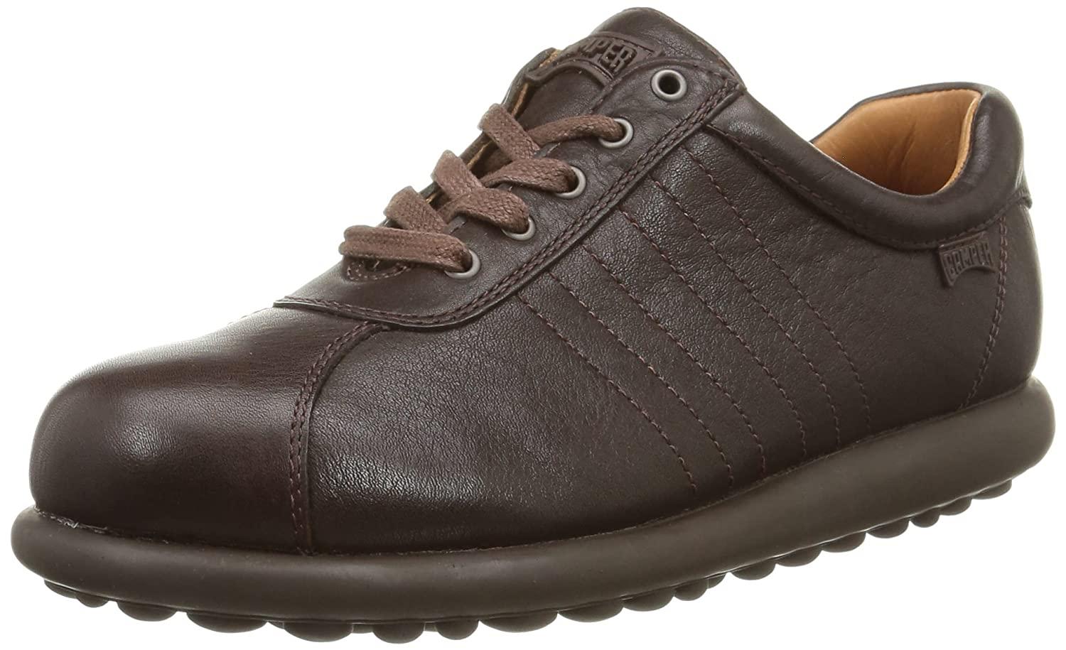Camper Pelotas Ariel, Femme Sneakers Basses Femme Ariel, Marron B074P6S79H (Dark Brown) fdec991 - automatisms.space