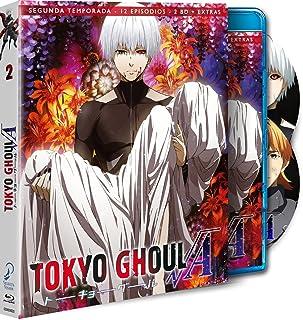 Tokyo Ghoul - Temporada 2 [Blu-ray]