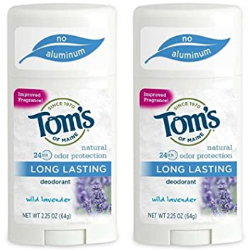 Image result for Tom's of Maine Long Lasting Natural Deodorant