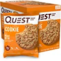 12-Pack Quest Nutrition Protein Peanut Butter Cookies 2.04 Oz