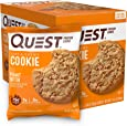 Quest Nutrition Protein Cookie, Peanut Butter, 58g (Pack of 12)