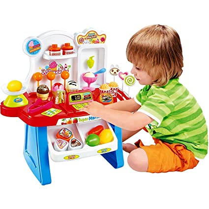 buy famous quality kid s enjoy supermarket shop 34 pcs with sound