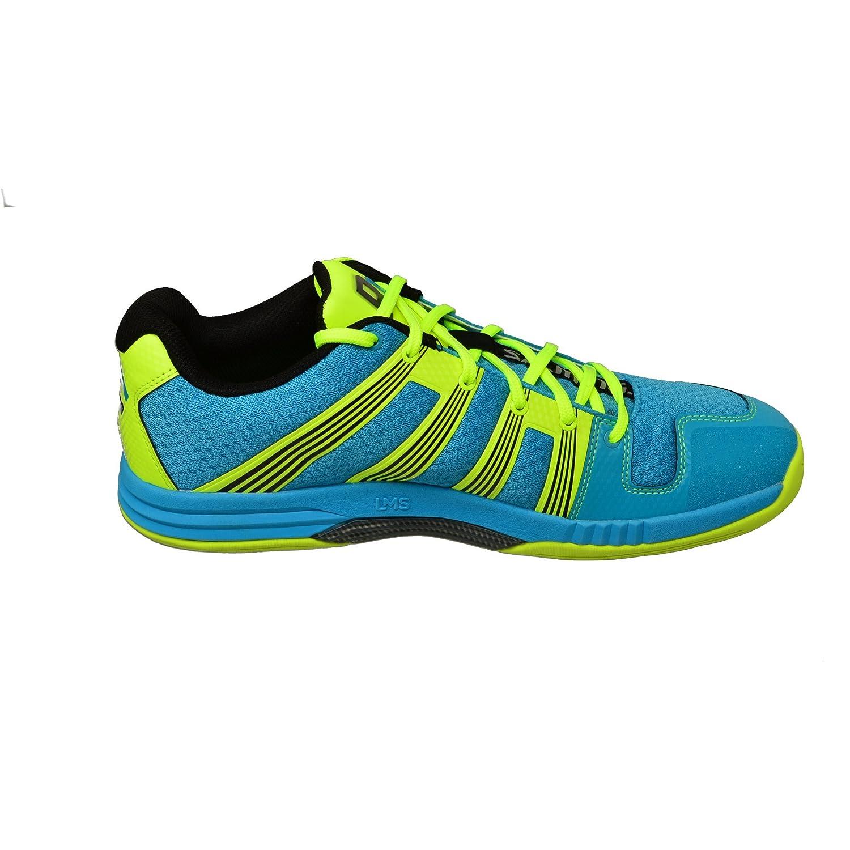Salming Race R1 2.0 Indoor Shoes Handball shoes Trainers blue / yellow /  black, Color:blue, EU Shoe Size:EUR 48.5: Amazon.ca: Shoes & Handbags