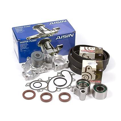88-91 Lexus Toyota 2.5 DOHC 24V 2VZFE Timing Belt Kit AISIN Water Pump