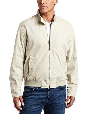 37936b784807 Dockers Men s Baracuda Bomber at Amazon Men s Clothing store  Cotton ...
