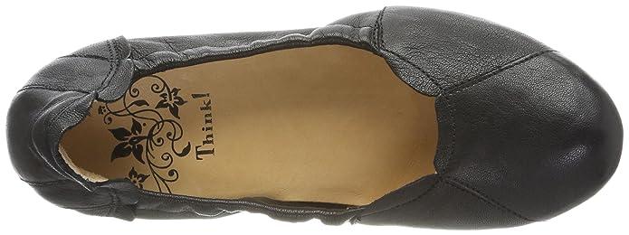 f57dc0576127 Think! Damen Balla 888161 Geschlossene Ballerinas  Amazon.de  Schuhe    Handtaschen