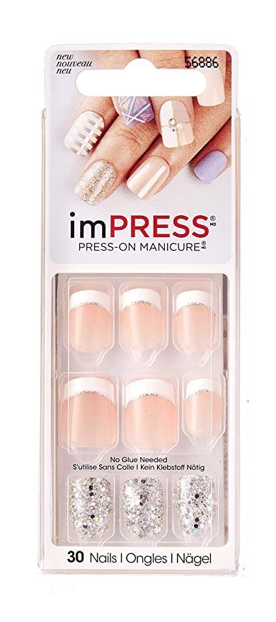 Broadway Impress, Uñas falsas - 24 de 1 uñas (Total 24 uñas ...