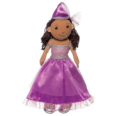 8a9a710ef2 Amazon.com  Manhattan Toy Groovy Girls Princess Abi Fashion Doll ...
