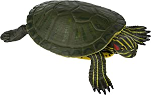 Safari LtdIncredible Creatures Red-Eared Slider Turtle