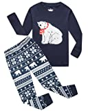 Amazon Price History for:Boys Christmas Pajamas Big And Little Boys Pjs Cotton Sleepwears Toddler Clothes
