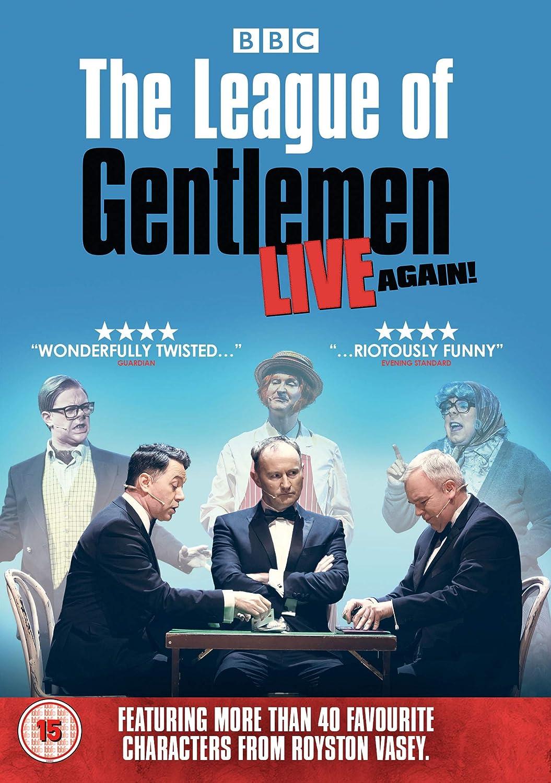 The League of Gentlemen: Live Again!