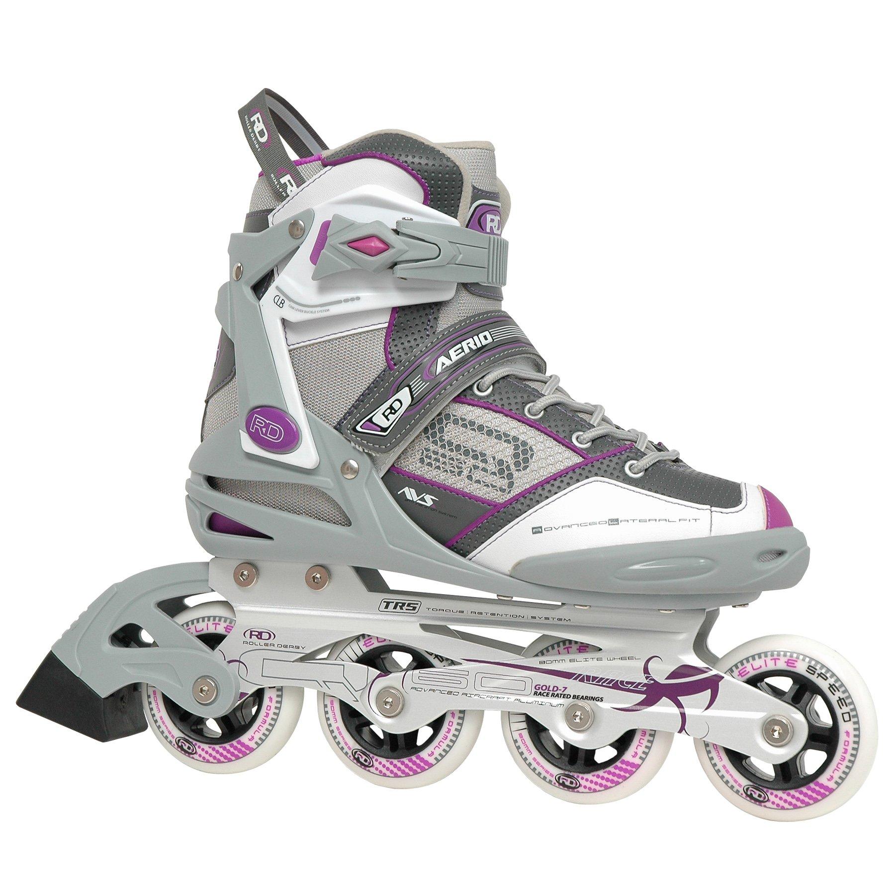 Roller Derby AERIO Q-60 Women's Inline Skates, 10