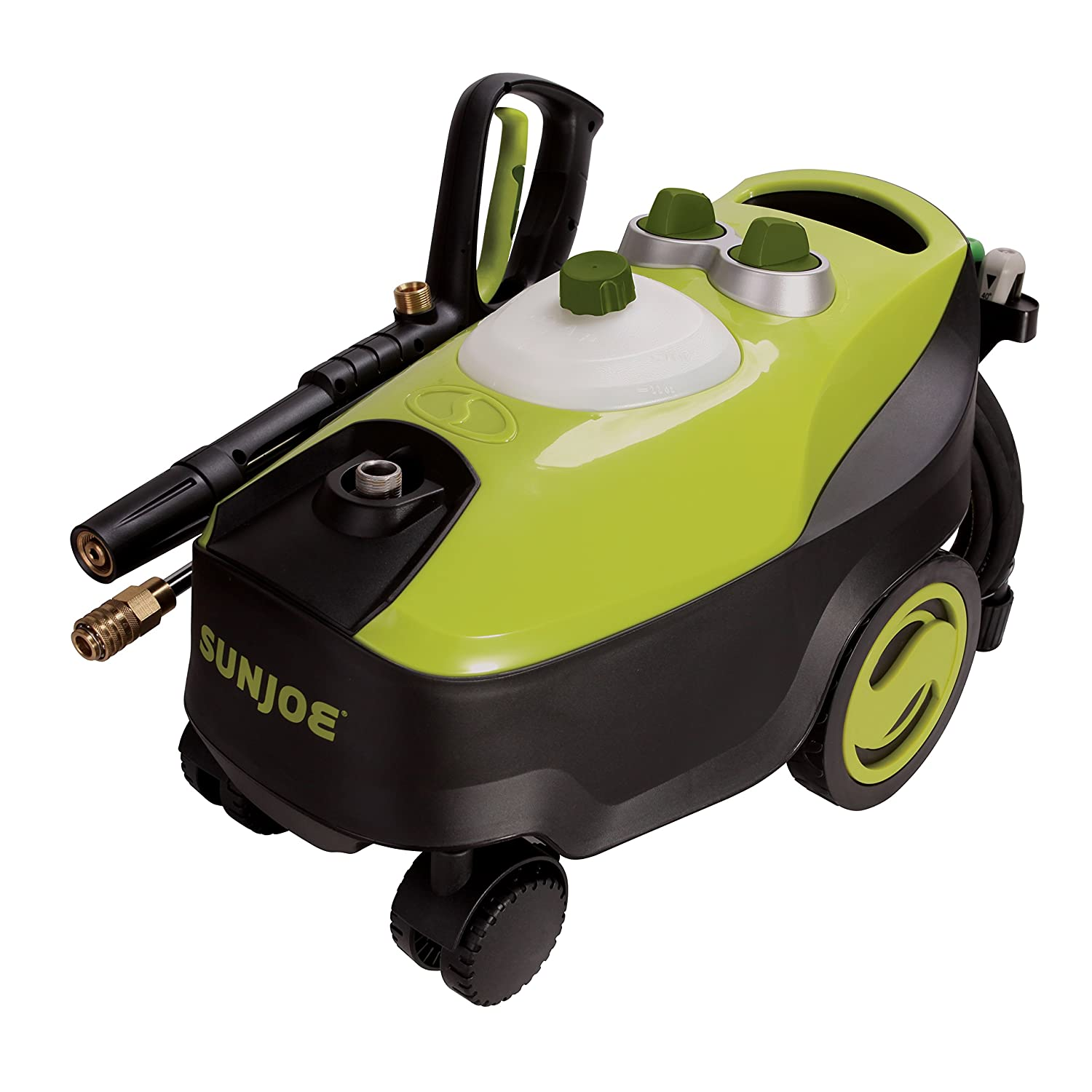 Sun Joe SPX3200 1.76 GPM 14.5-Amp 2030 PSI Max GO ANYWHERE Electric Pressure Washer
