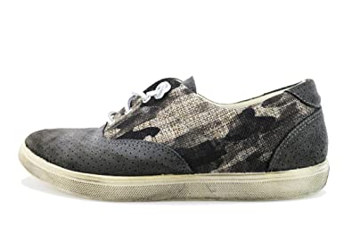 Beverly Hills Polo Club Sneakers/basket Mode Homme Gris Toile Daim Ag168 (40 Eu) 5XRAxrJQ