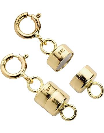 18pcs//Lot Round Ball Rhinestone Magnetic Converter DIY Jewelry Clasp Finding