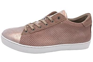 sehr günstig erstaunlicher Preis lebendig und großartig im Stil Mjus Damen Sneaker Schuhe Rosa Metallic 265123-1008-6328 ...