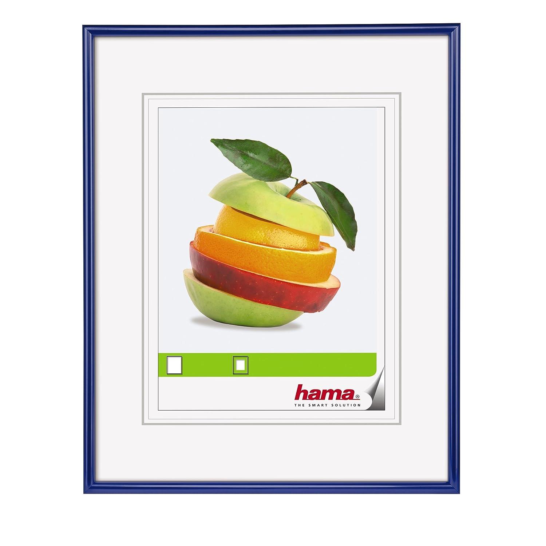 Hama Bilderrahmen Sevilla 30 x 40 cm (mit Passepartout 20 x 27 cm ...