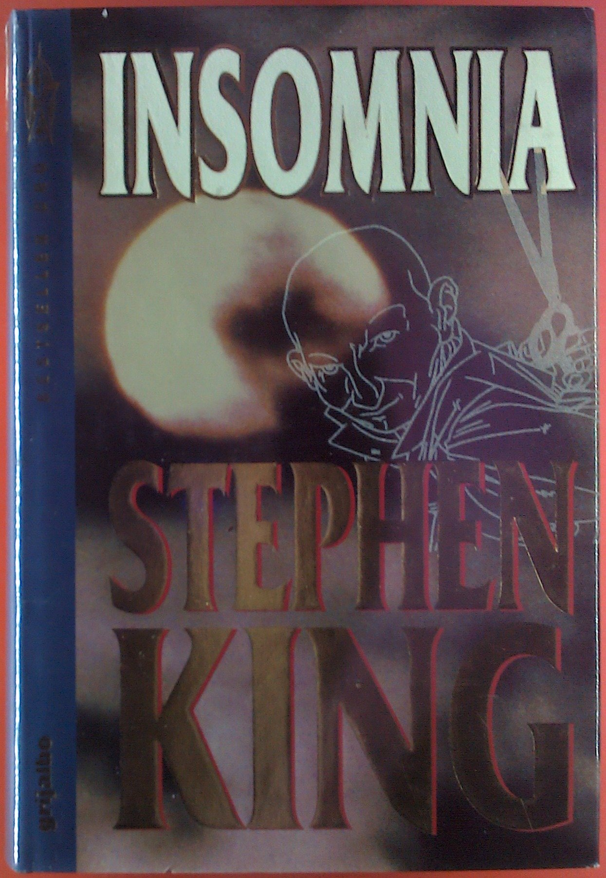 Insomnia: Stephen King, Bettina Blanch: 9788425327902 ...