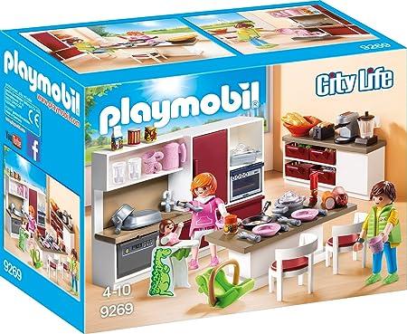 Playmobil 9269 - Große Familienküche