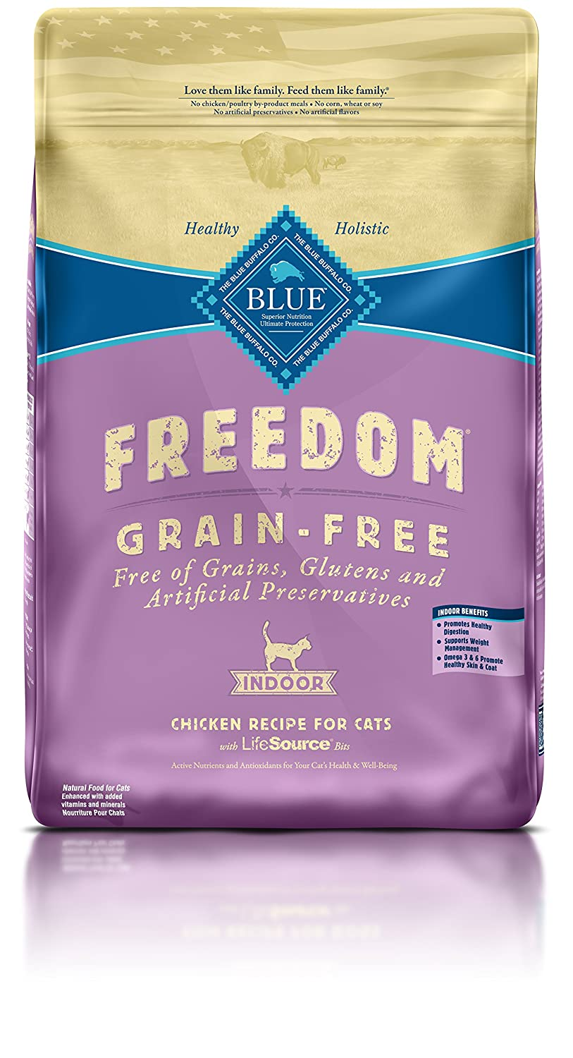 BLUE Freedom Grain Free