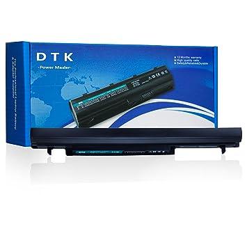 DTK® Nueva Portátil Batería de Repuesto para ASUS A46 A56 E46 K46 K56 R405 R505 R550 S40 S46 S505 S550 S56 U48 U58 V550 [14.8V 2200MAH]: Amazon.es: ...