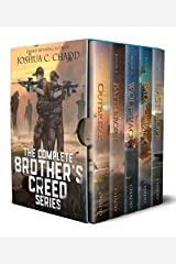 The Brother's Creed Box Set: The Complete Zombie Apocalypse Series (Books 1-5) Kindle Edition