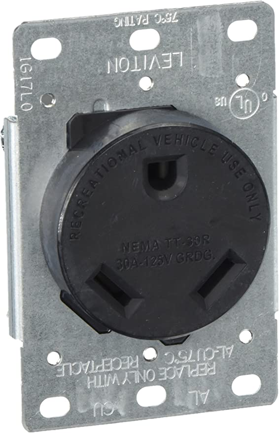 Leviton 30A Rv Outlet
