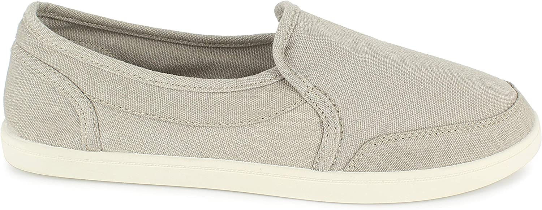 UNIONBAY Women's Fun Sneaker Grey